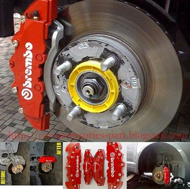 Brembo Brake Covers Orz Performance Tuning And Brake