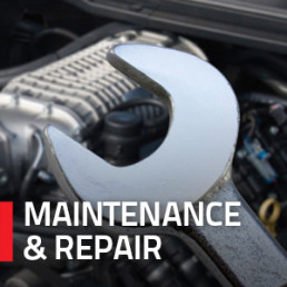 Maintenance & Repair